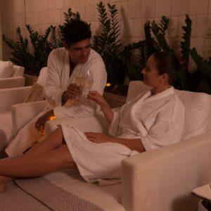 Romantic Spa Duo
